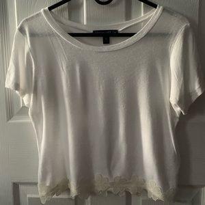 Living Doll Junior's White Shirt (XS)